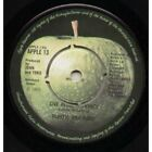 """PLASTIC ONO BAND Give Peace A Chance 7"""" VINYL UK Apple 1969 4 Prong Label"""