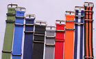 wholesale18-24mm Nylon Watch band watch strap DG Golden Buckle 18color available