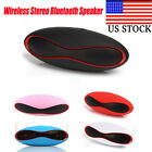 Portable Wireless Bluetooth Stereo Speaker For Smartphone Tablet Mp3 FM SD/TF