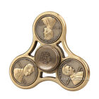 Hand Fidget Finger Tri Spinner Ceramic Gyro Bearing Focus Toys Gifts ADHD Autism