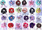 REBORN DOLL MAGNETIC HAIR BOW PINK WHITE RED LAVENDER FUSCHIA PEACH BLUE AQUA