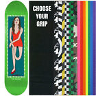 "Toy Machine Skateboard Deck TEMPLETON INSECURITY 8.5"" With Griptape"