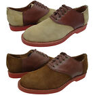 Polo Ralph Lauren Mens Chace Saddle Lace Up Business Casual Oxfords Dress Shoes