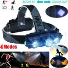12000LM CREE XM-L T6 LED Headlamp Headlight Flashlight Head Light Lamp 18650