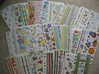 Printworks Stickers Cats Birthday Halloween Christmas Baby Boy Girl Fall Flowers