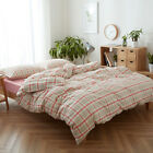 New Tiger White Quilt Doona Duvet Cover Set Double/Queen/King Size PillowCases