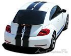 RALLY Hood Bumper Roof Vinyl Graphic Decals Stripes 2012-2016 Volkswagen Beetle