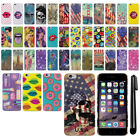 For Apple Iphone 6 Plus/ 6S Plus 5.5 inch Flag Skull HARD Back Case Cover + Pen