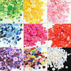 100g Assorted Mixed Colour Buttons Arts Crafts Card Making Scrapbooking Sewing