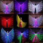 Внешний вид - Rechargeable LED isis wings Fast Free Ship belly dance cosplay butterfly prop