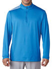 Adidas 3 Stripes Classic 1/4 Zip Golf Pullover Mens 2017 New - Choose Color!