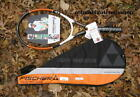 New Fischer Smash Ti. Tennis Racket 102 Titnium strung or unstrung with case