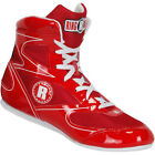 Ringside Lo-Top Diablo Boxing Shoes - Red