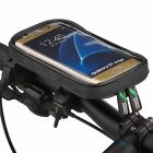 Bicycle Handlebar Mount with Water Resistant Case for Samsung Galaxy S7 Edge