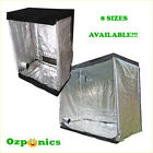 Grow Room Tent Growlush Reflective Aluminum Interior Oxford Cloth Hydroponics