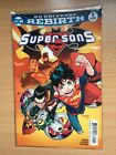 Super Sons # 1 - 4; first four issues of hot new DC series, NM, 2017