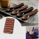 Chic Diy Six Spoons Chocolate Cake Molds Decorating Baking Mould Silicone