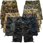 Geographical Norway Cargo Shorts kurze Hose Bermuda Cargohose Short People