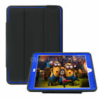Shockproof Stand Flip Smart wake Hybrid Hard Case Cover For Apple iPad 2 3 4 th