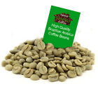 250g Brazil Santos Raw Arabica Green Coffee Beans for Home Roasting. Free P&P