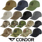 dc58bb26e87 Condor TC Tactical Operator Baseball Style Military Hunting Hiking Patch  Cap Hat