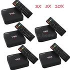 LOT V88 Android 6.0 RK3229 Quad Core Smart TV Box WIFI UH...