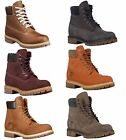 "Timberland Mens 6"" Premium Waterproof Lace Up Casual Winter Fashion Ankle Boots"