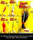 Vintage Northland Sting'r Bucktail Jig with Stinger Hook Choice of Size & Color