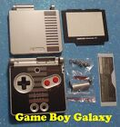 CLASSIC NES Replacement SHELL & SCREEN Nintendo Game Boy Advance GBA SP limited
