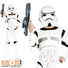 Stormtrooper Star Wars Men's Fancy Dress Adult Storm Trooper Halloween Costume £16.99 GBP