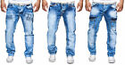 Kyпить HERREN JEANS HOSE STRAIGHT CUT FIT CARGO STRETCH DESTROYED на еВаy.соm