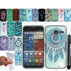 For Motorola Moto X Phone XT1058 TPU Gel SILICONE Rubber Soft Case Cover + Pen