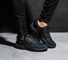 Mens Running Athletic Sports Casual Breathable Sneakers Fashion Comfort Shoes