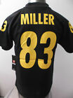 NFL Team Apparel  Youth Pittsburgh Steelers Heath Miller Jersey NWT S, M, L