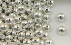 Sterling Silver 14mm Plain Rondelle Spacer Beads, Choice of Lot Size & Price