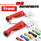 CNC MPRO 25mm Riser Front Foot Pegs For RSV4 RSV 1000 R SP Tuono 1000 Shiver 750