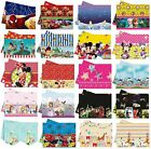 PLASTIC TABLECOVER - LICENSED CHARACTER DESIGNS Range (Birthday Party){SetB}