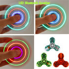 NEW TOY Fidget Hand Spinner Focus with LED Light Bluetooth Speaker 2017 MMJ