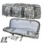 NcSTAR Double Carbine Padded Rifle Case MOLLE Webbing Digital Camo CVDC2946D