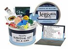 SORRY Survival Kit In A Can. I'm Sorry/Thinking of You/Them Gift Present & Card