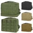 Condor Tactical Utility Carry Shoulder Bag Modular MOLLE Detachable Strap 137