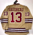 JOHNNY GAUDREAU BOSTON COLLEGE EAGLES UNDER ARMOUR JERSEY CALGARY FLAMES NEW