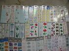 Mrs Grossmans Stickers Easter Flowers Ducks Rabbits Hearts St Patricks Day Love