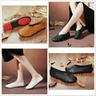 Women PU Leather Comfort Casual Walking Bowed Flat Shoes Loafers Moccasin Hot LD