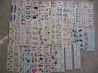 Mrs Grossmans Stickers Birthday Animals Sports Unicorns Birthday Hearts Trucks &