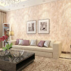 plain colored wallpaper - 10M Plain Mottled Nonwovens Solid color Simple Modern Living room Bedroom Study