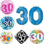 Age 30 - Happy 30th Birthday Qualatex Balloons {Helium Party Balloons Boy/Girl}