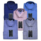 Tommy Hilfiger Dress Shirt Mens Slim Fit Spread Point Collar Button Up New Nwt