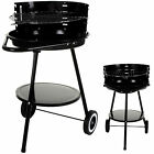 Marko BBQ Barbecue Outdoor Garden Charcoal Barbeque Patio Party Cooking Large New