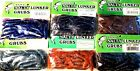 Kalin's Salty Lunker Curl Tail Grubs Choice of Size & Color
